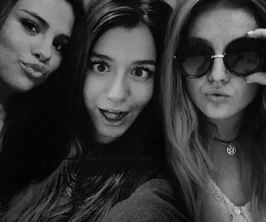 selena gomez, perrie edwards, and eleanor calder image