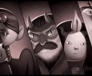 vampire, stakes, and marceline image