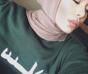 girl, arabic, and fashion image