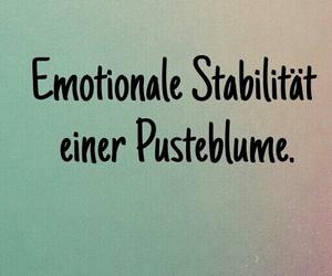 blume, emotionen, and deutsch image