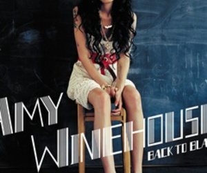 Amy Winehouse, back to black, and music image