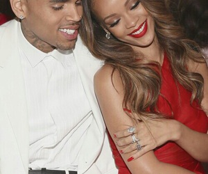 boyfriend, chris brown, and couple image
