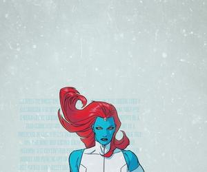 Marvel and mystique image