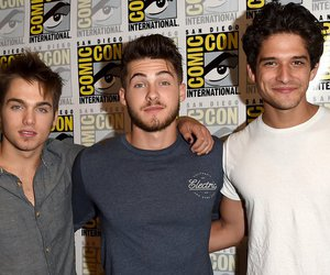 cody christian, tyler posey, and dylan sprayberry image