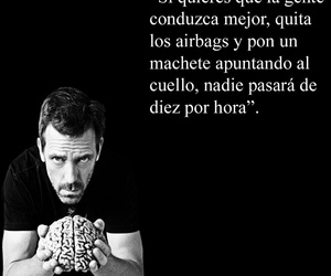 Dr. House, frases, and gregory house image