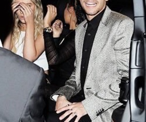 louis tomlinson, one direction, and perrie edwards image