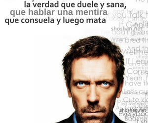 Dr. House, everybody lies, and frases image