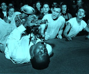 jazz, music, and big jay mcneely image