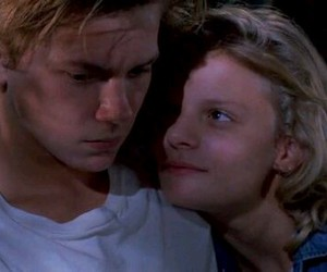 80s, 80s movies, and river phoenix image