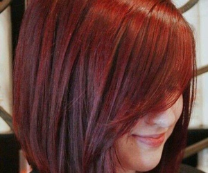 hairstyle, Hot, and red hair image