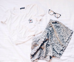 clothes, fashion, and ghost image