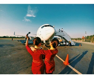 accesories, airplane, and best friends image