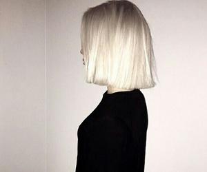hair, grunge, and white image