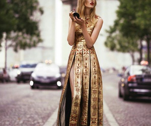 blonde, travel, and classy image