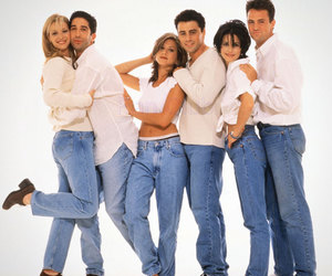 friends, Jennifer Aniston, and f.r.i.e.n.d.s image