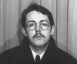 Paul McCartney and beatles image