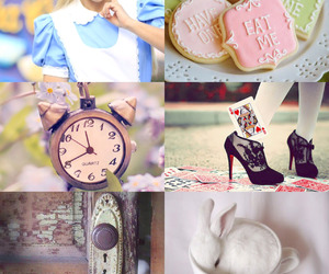 aesthetic, alice, and alice in wonderland image