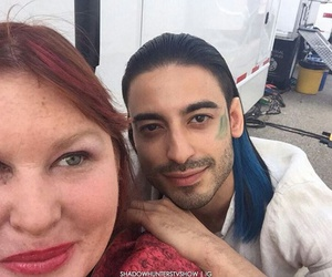 cassandra clare, meliorn, and shadowhunters image