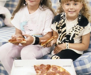 90s, full house, and pizza image