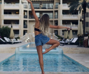 fashion, dance, and beautiful image