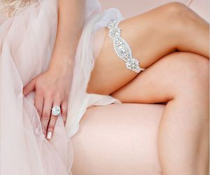 accessory, bridal, and lovely image