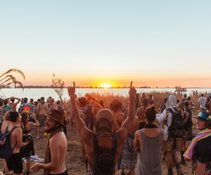 sunrise, fest300, and good vibes image