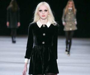 fall, fashion, and haute couture image