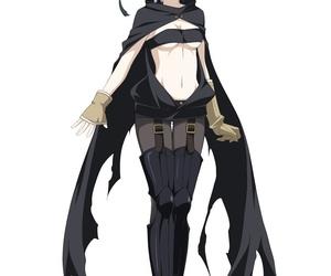 anime, manga, and rokka no yuusha image