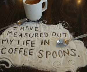 coffee, spoon, and life image
