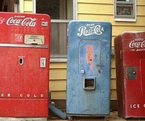 red, retro, and vintage image