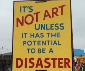 art, disaster, and grunge image