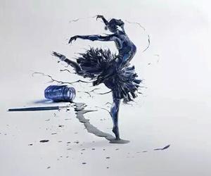art, dance, and ballet image