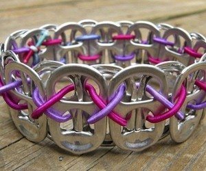 jewelry, recycled jewelry, and jewelry crafts image