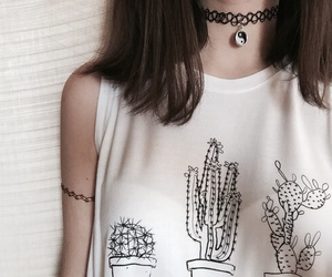 grunge, tumblr, and plants image