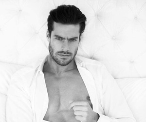 male model, goncalo teixeira, and by nicolas gerardin image