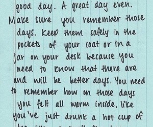 quotes, life, and good day image