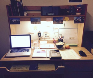 house, study, and studing image