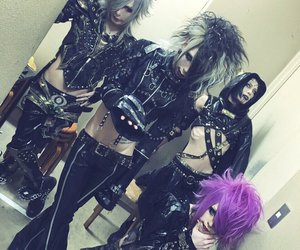 jrock, visual kei, and killaneth image