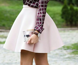 classy, fashion, and dress image