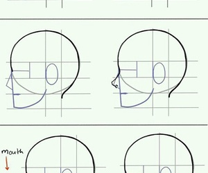 draw and head image