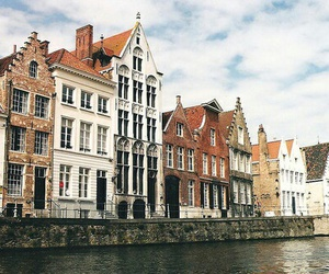 belgium, city, and house image