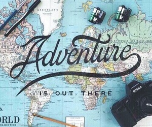 adventure, beautiful, and travel image