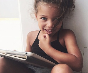 adorable, children, and fashion image