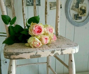decor, home, and shabby chic image