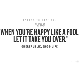 quote, fool, and song image