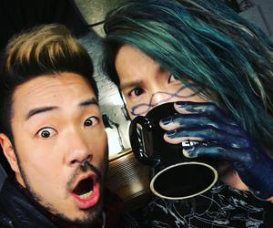 hiro, ken, and crossfaith image