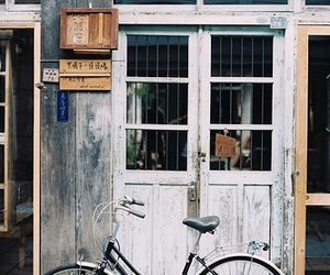vintage, bicycle, and photography image