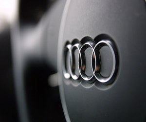 audi and Logo image