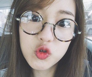 beautiful girl, ulzzang, and cute image