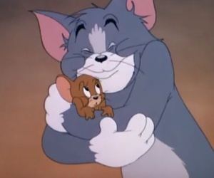 tom and jerry, tomjerry, and トムとジェリー image